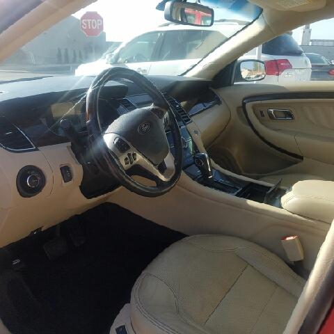 2013 Ford Taurus Limited 4dr Sedan - Hutchinson KS
