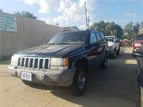 1996 Jeep Grand Cherokee for sale in Hutchinson, KS