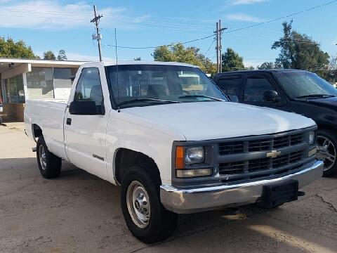 1996 Chevrolet C/K 2500 Series for sale in Hutchinson, KS
