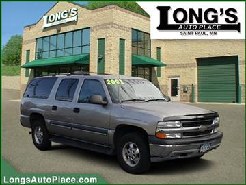 2002 Chevrolet Suburban for sale in Saint Paul, MN