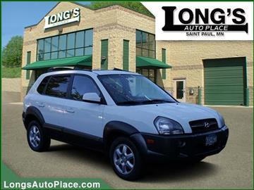 2005 Hyundai Tucson for sale in Saint Paul, MN