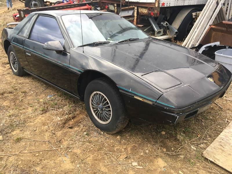 1984 Pontiac Fiero Sport 2dr Coupe - Brimfield MA