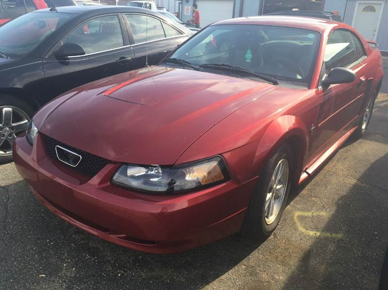 2003 Ford Mustang 2dr Coupe - Brimfield MA