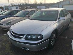 2003 Chevrolet Impala Base 4dr Sedan - Brimfield MA