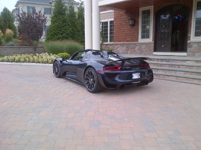 2015 porsche 918 spyder awd 2dr convertible w weissach package in charlotte. Black Bedroom Furniture Sets. Home Design Ideas