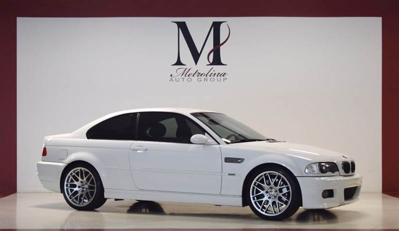2006 bmw m3 for sale in charlotte nc. Black Bedroom Furniture Sets. Home Design Ideas