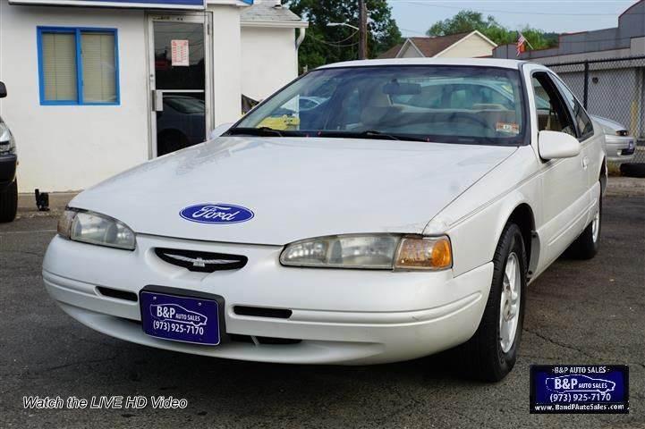 1997 Ford Thunderbird