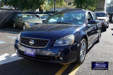 2005 Nissan Altima for sale in Paterson, NJ