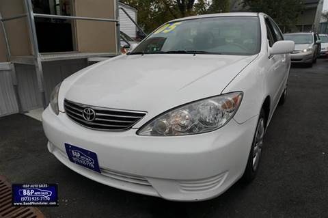 2005 Toyota Camry for sale in Paterson, NJ
