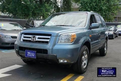2007 Honda Pilot for sale in Paterson, NJ