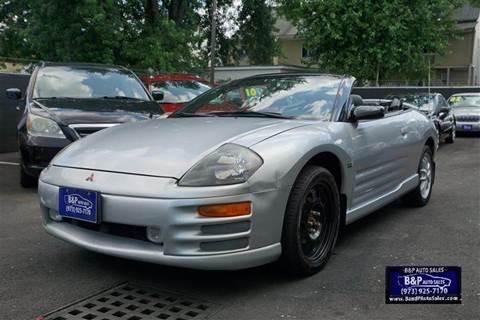 2001 Mitsubishi Eclipse Spyder