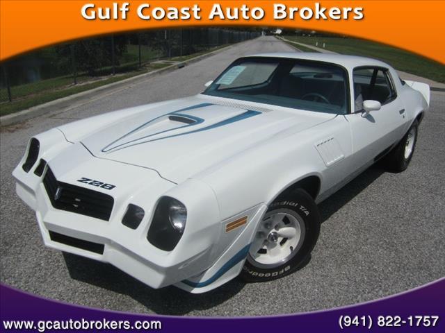 Used 1979 Chevrolet Camaro For Sale Carsforsale Com
