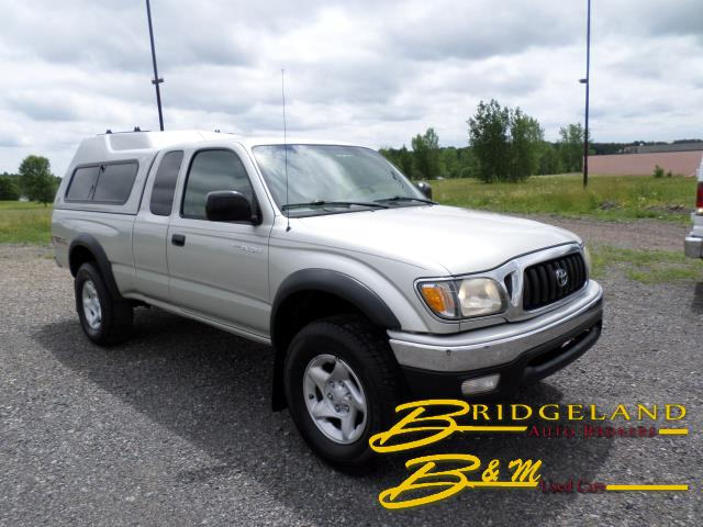 used 2004 toyota tacoma v6 2dr xtracab 4wd sb in central square ny at b m used cars. Black Bedroom Furniture Sets. Home Design Ideas