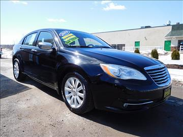 2013 Chrysler 200 for sale in Central Square, NY