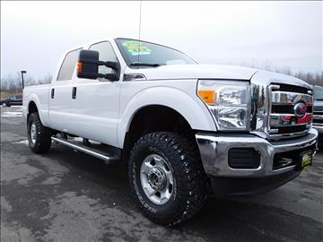 2012 Ford F-250 Super Duty for sale in Central Square, NY