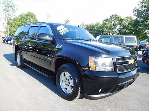2014 Chevrolet Suburban for sale in Bridgeport, NY