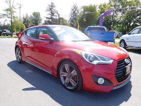 2013 Hyundai Veloster Turbo for sale in Bridgeport, NY