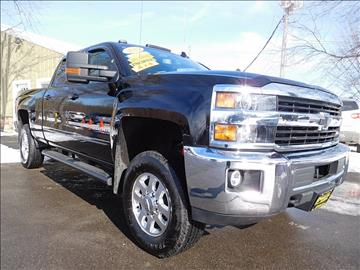2015 Chevrolet Silverado 3500HD for sale in Central Square, NY