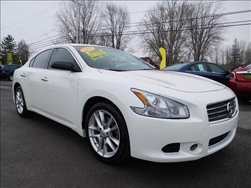 2011 Nissan Maxima for sale in Central Square, NY