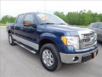 2013 Ford F-150 for sale in Central Square, NY