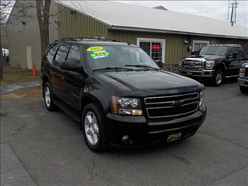 2007 Chevrolet Tahoe for sale in Central Square, NY