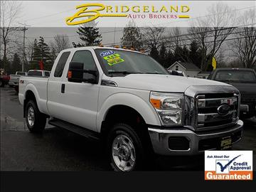 2013 Ford F-250 Super Duty for sale in Central Square, NY