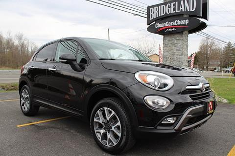 2016 FIAT 500X for sale in Bridgeport, NY