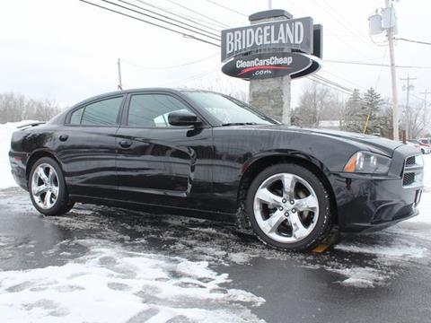 2012 Dodge Charger For Sale >> Used 2012 Dodge Charger For Sale In Goshen Oh Carsforsale Com