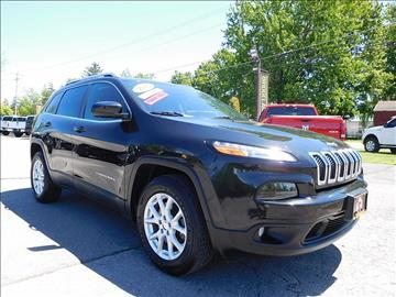 2015 Jeep Cherokee for sale in Central Square, NY