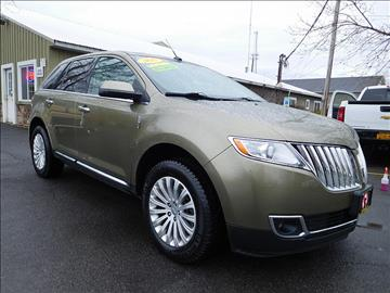 2013 Lincoln MKX for sale in Central Square, NY