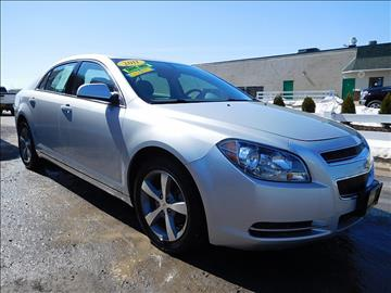 2011 Chevrolet Malibu for sale in Central Square, NY