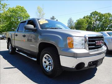 2007 GMC Sierra 1500 for sale in Central Square, NY