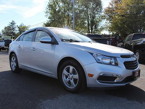 2016 Chevrolet Cruze Limited for sale in Bridgeport, NY