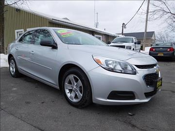 2015 Chevrolet Malibu for sale in Central Square, NY