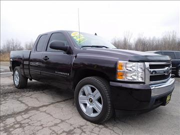 2008 Chevrolet Silverado 1500 for sale in Central Square, NY
