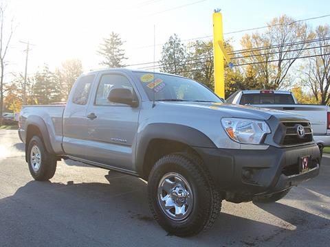 2014 Toyota Tacoma for sale in Bridgeport, NY