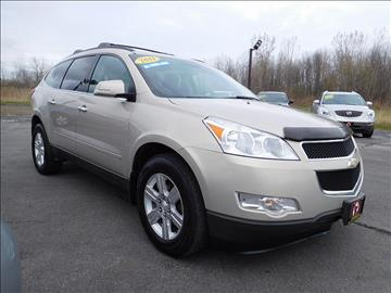 2011 Chevrolet Traverse for sale in Central Square, NY