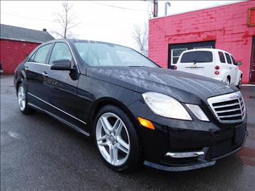 2013 Mercedes-Benz E-Class for sale in Central Square, NY