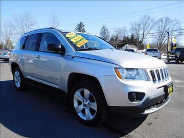 2012 Jeep Compass for sale in Central Square, NY
