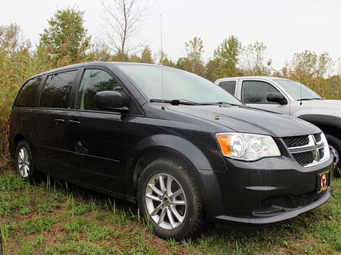 2014 Dodge Grand Caravan for sale in Bridgeport, NY