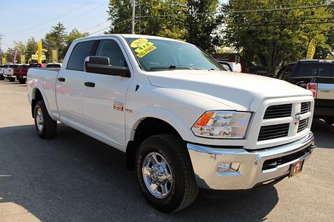 2012 RAM Ram Pickup 2500 for sale in Bridgeport, NY