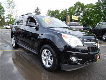 2015 Chevrolet Equinox for sale in Central Square, NY