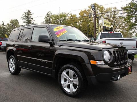 2014 Jeep Patriot for sale in Bridgeport, NY
