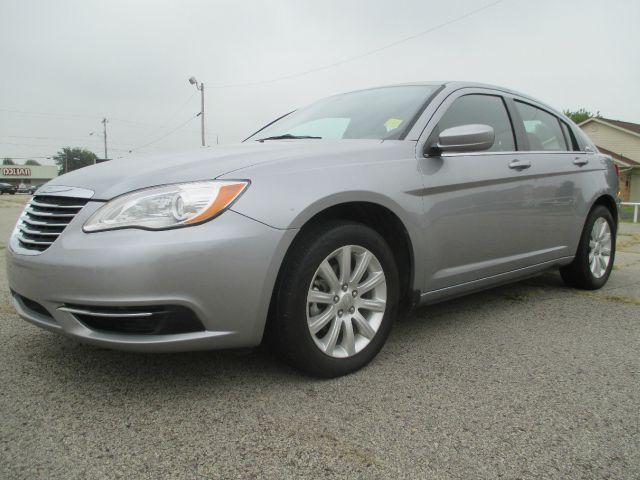 2013 Chrysler 200 for sale in POTEAU OK