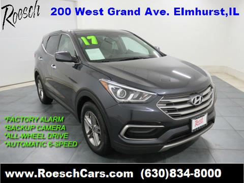 2017 Hyundai Santa Fe Sport for sale in Elmhurst, IL