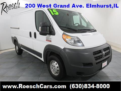 2015 RAM ProMaster Cargo for sale in Elmhurst, IL