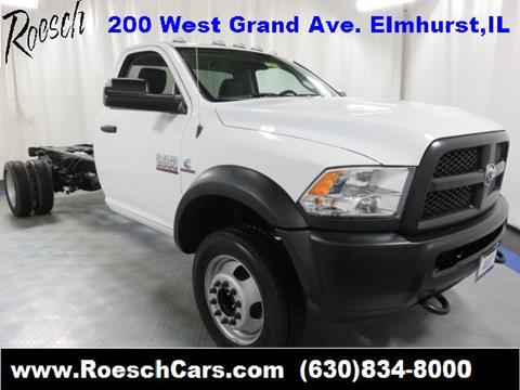 2017 RAM Ram Chassis 5500 for sale in Elmhurst, IL