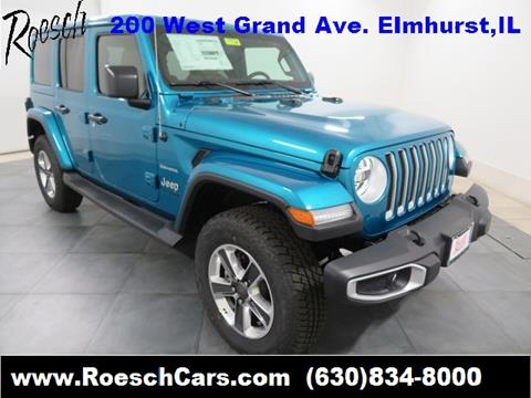 2019 Jeep Wrangler Unlimited for sale in Elmhurst, IL