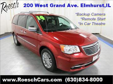 2014 Chrysler Town and Country for sale in Elmhurst, IL