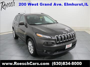 2017 Jeep Cherokee for sale in Elmhurst, IL